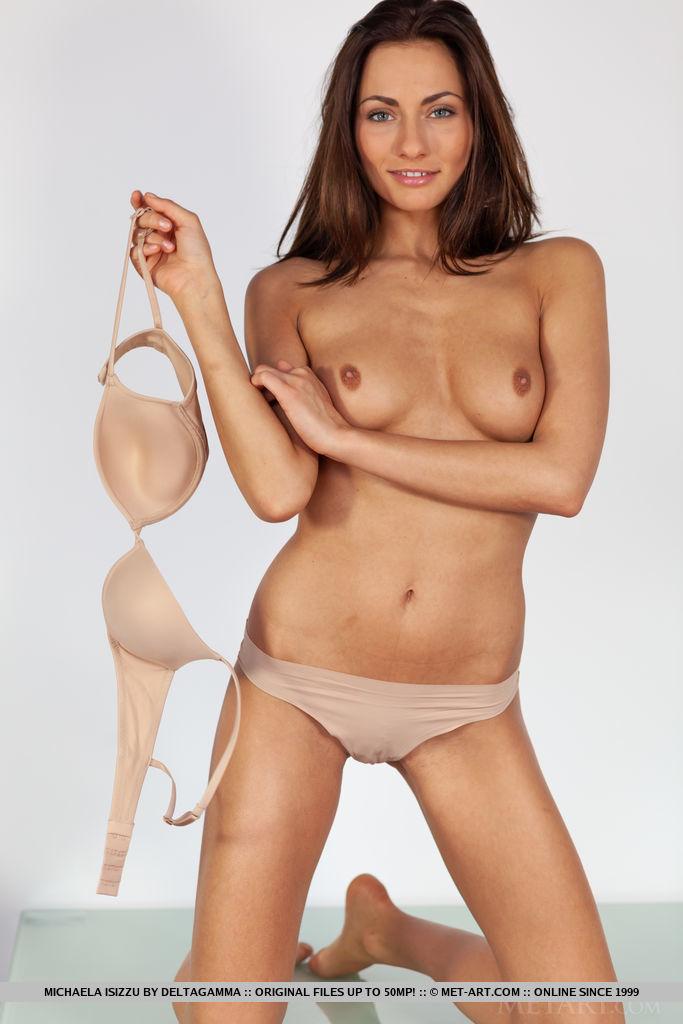 Best spicy model Michaela Isizzu in in one-s skin sessions