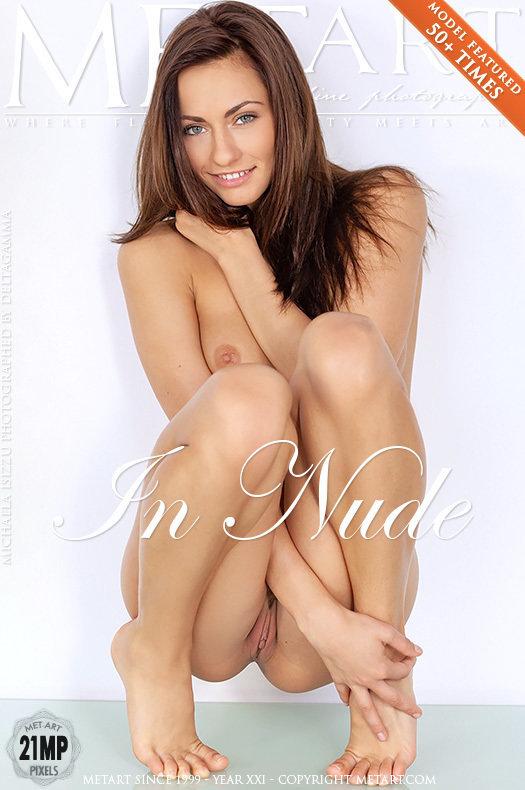 Magazine coverMichaela Isizzu titillating medium tits