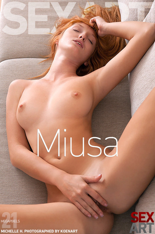 Featured Miusa SexArt is spine-tingling Michelle H