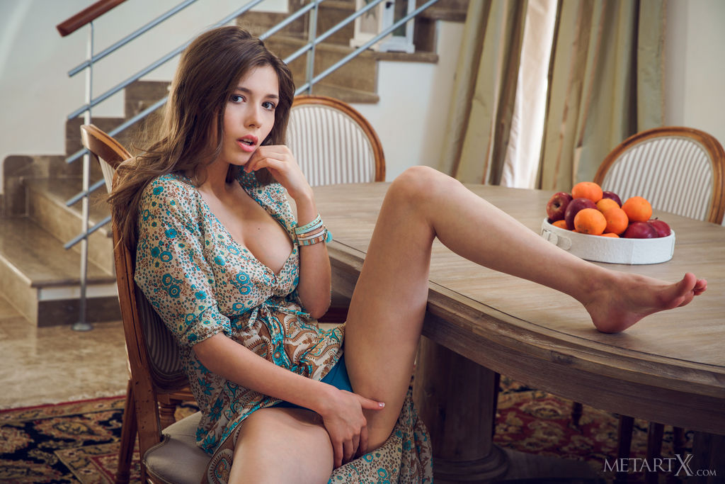 Best titillating model Mila Azul for adult only sessions