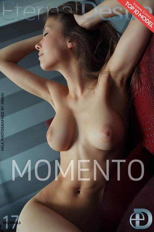 Featured MOMENTO Eternal Desire is amazing Mila Azul
