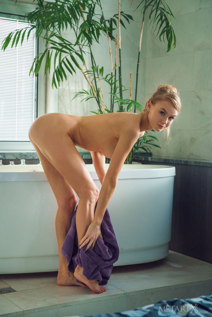 Nancy A in raunchy photo HD for chargeless