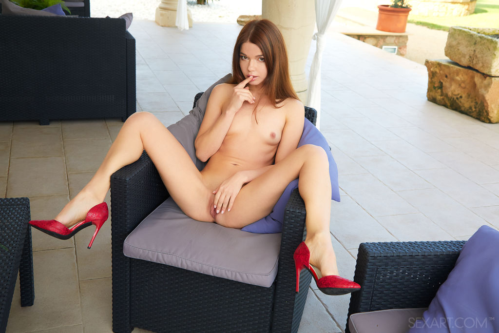 Nedda A in spicy photo HD for free