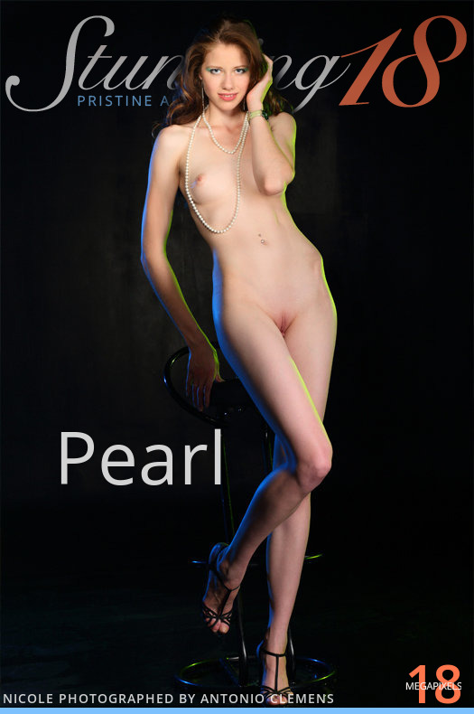 Featured Pearl Stunning 18 is amazing Nicole