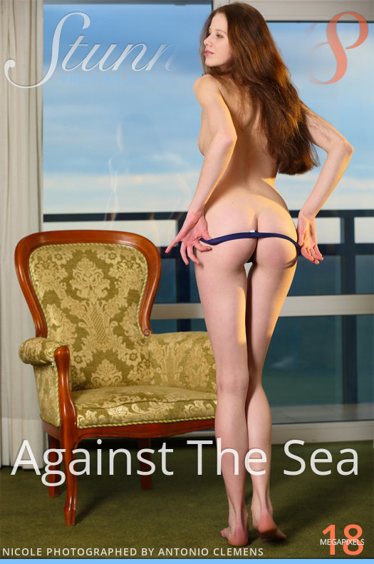 Featured Against The Sea Stunning 18 is fascinating Nicole