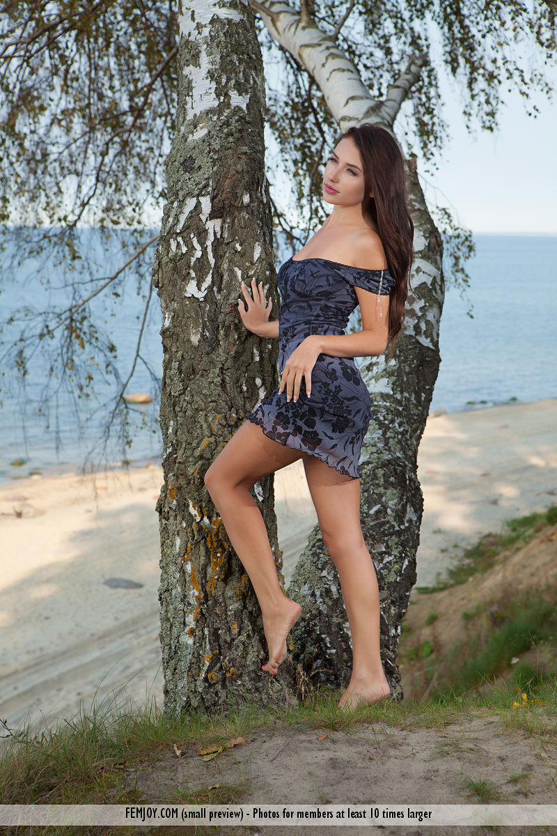 On the magazine cover of Special FemJoy is astonishing Niemira