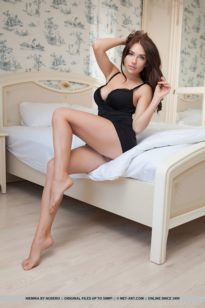 Best lecherous model Niemira for adult only sessions