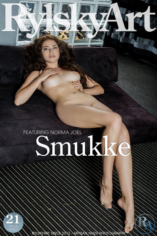 Magazine coverNorma Joel medium breasts