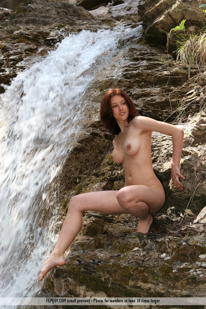 On the cover of Mountain Creek FemJoy is astonishing Ornella