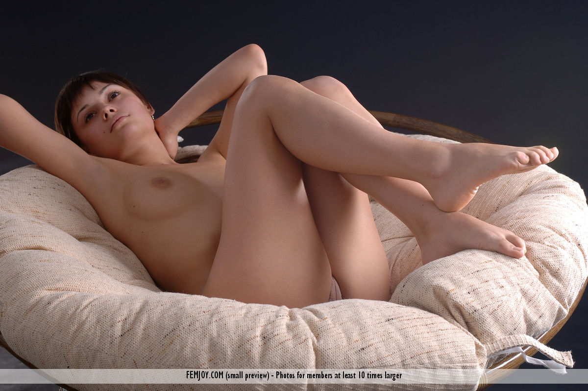 On the cover of Black and White FemJoy is elevated Paulina