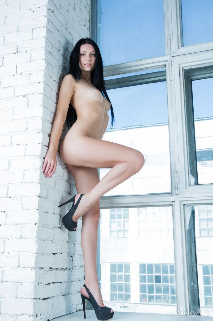 sensual medium tits photo