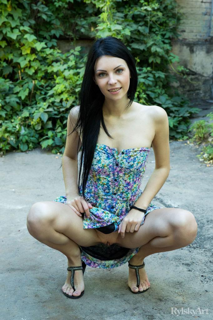 Rafaella in sensual photo sessions