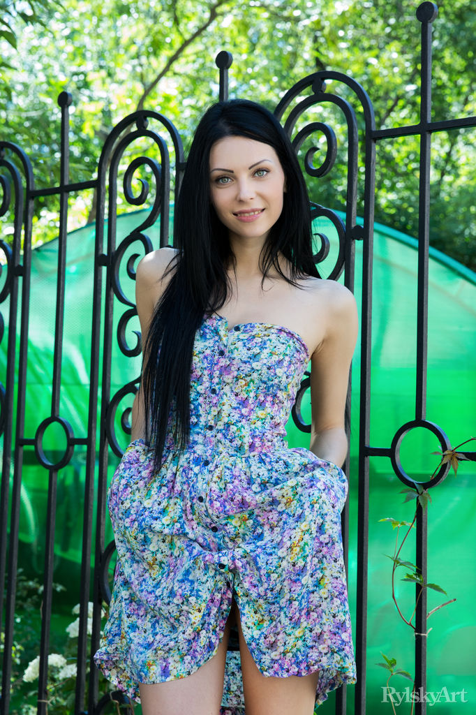 Rafaella in carnal photo sessions