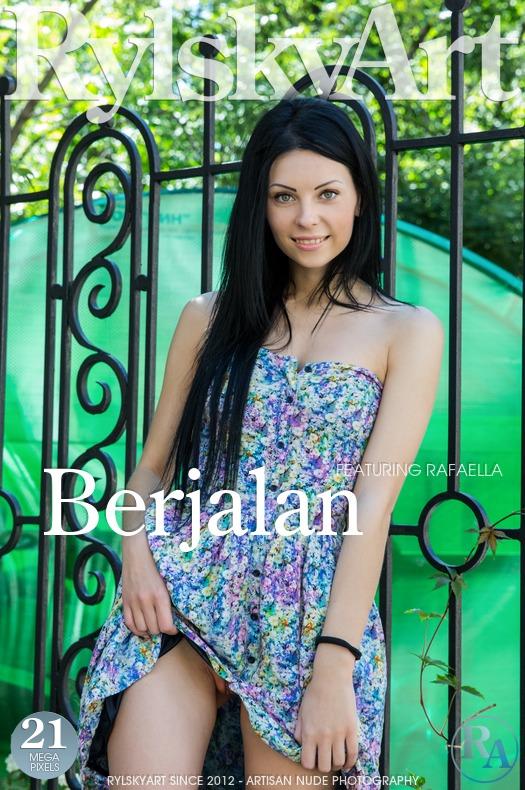 Featured Berjalan Rylsky Art is empyrean Rafaella