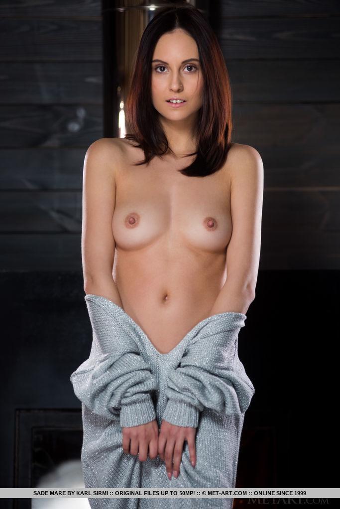 Sade Mare in undraped photo
