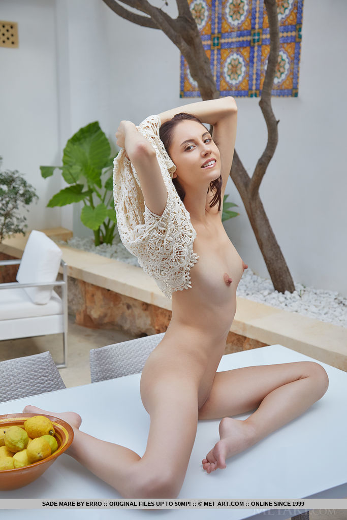 Sade Mare in salacious photo sessions for gratuitous