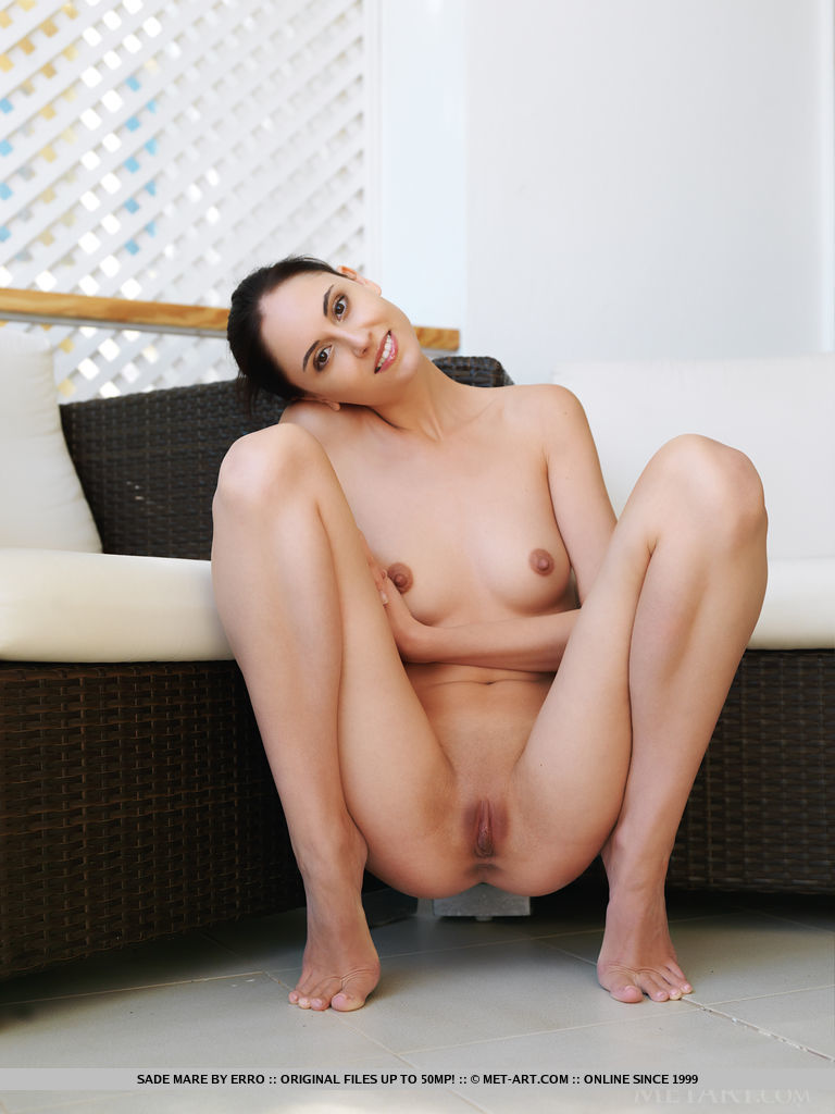 This woman has small naturalbreasts picture