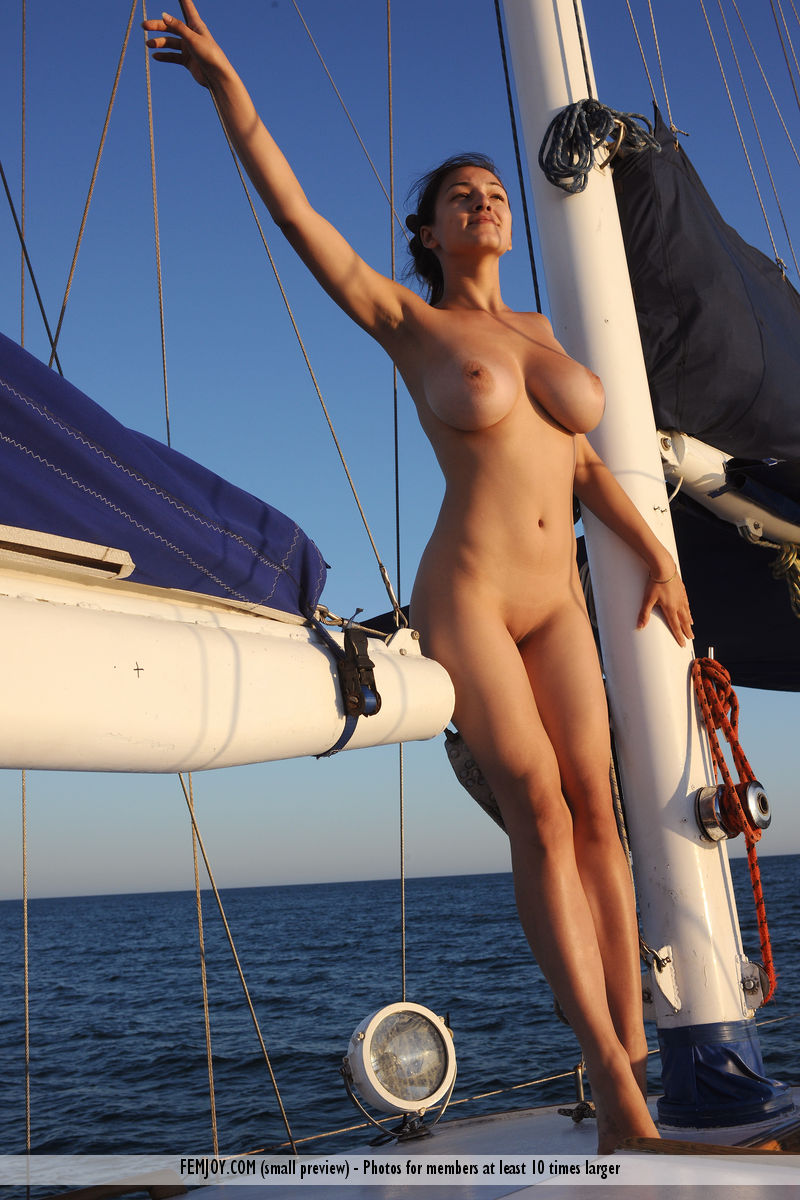 Featured Sail with Me FemJoy is spine-tingling Sofie