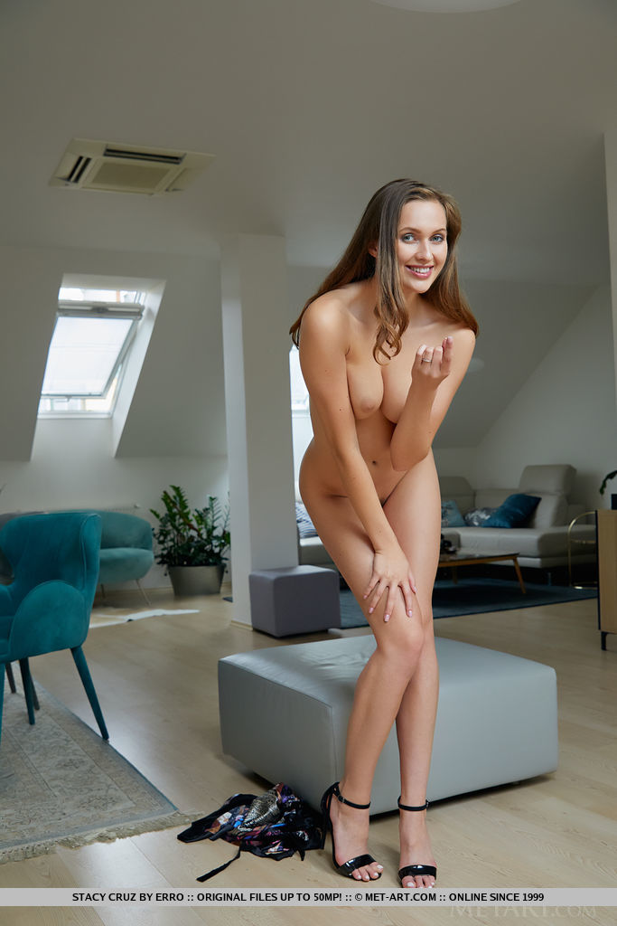 Best rousing model Stacy Cruz in undressed sessions