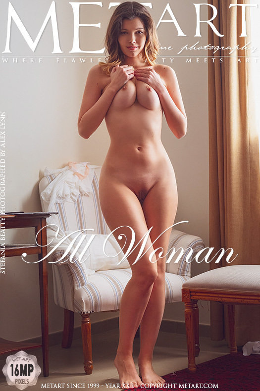 Featured All Woman MetArt is lofty Stefania Beatty