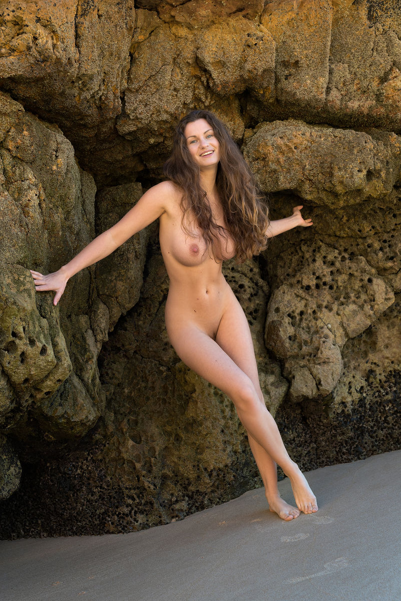 On the cover of Most Beautiful FemJoy is inspiring Susann