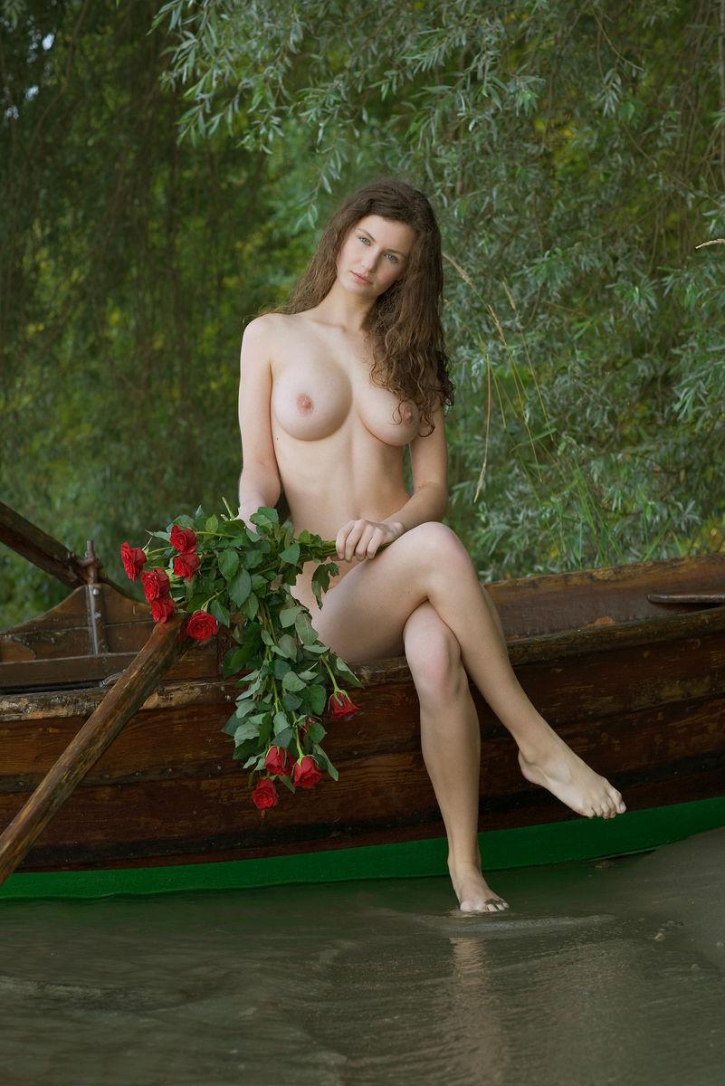 big titties portrait