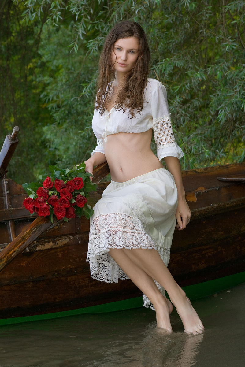 On the cover of Lady Of The Lake FemJoy is fabulous Susann