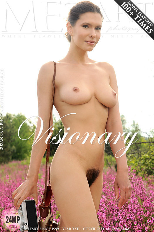 Magazine coverSuzanna A big breasts