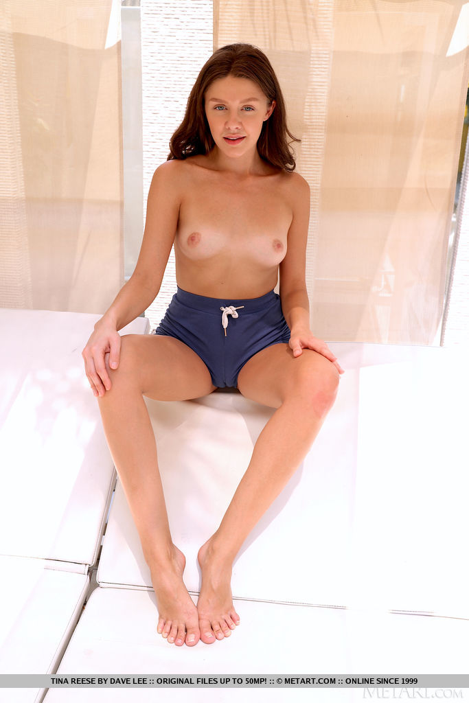Model of Tina Reese in nude sessions