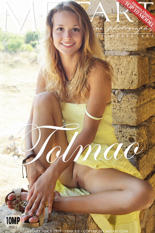 On the cover of Tolmao MetArt is stunning Toxic A