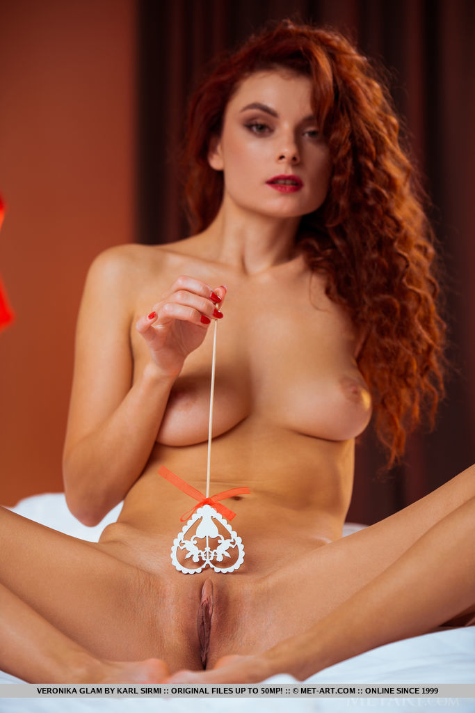 Valentine Fairy MetArt is striking Veronika Glam