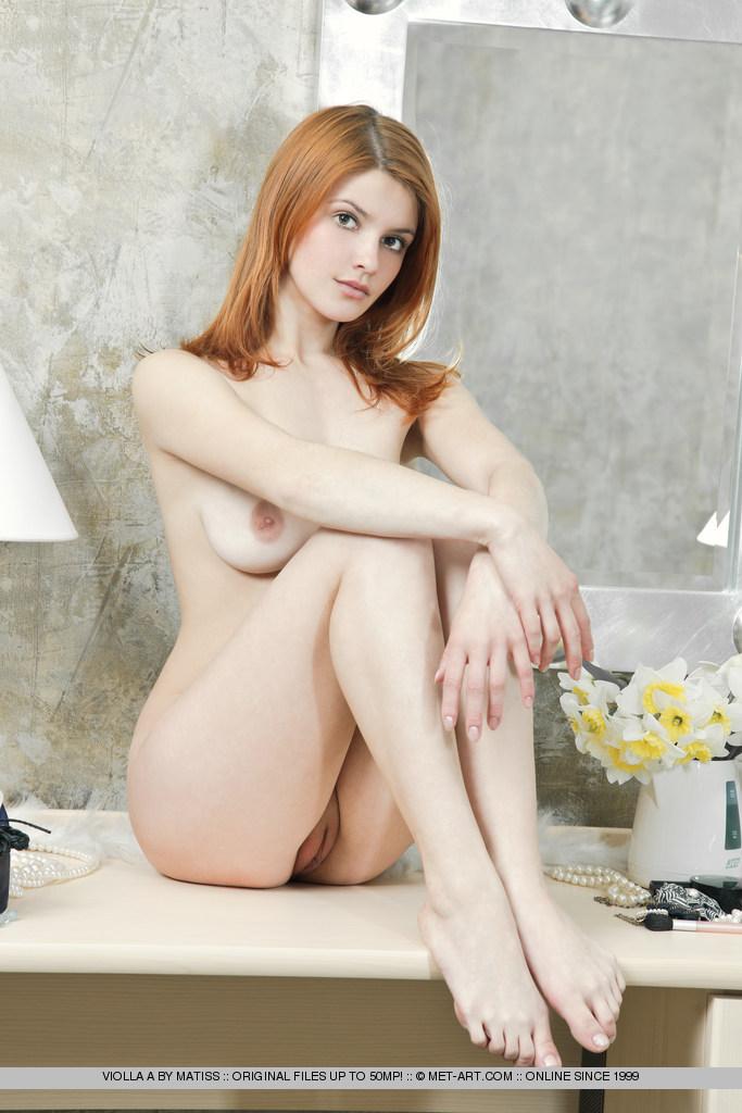 This damsel has lewd big boobs photo