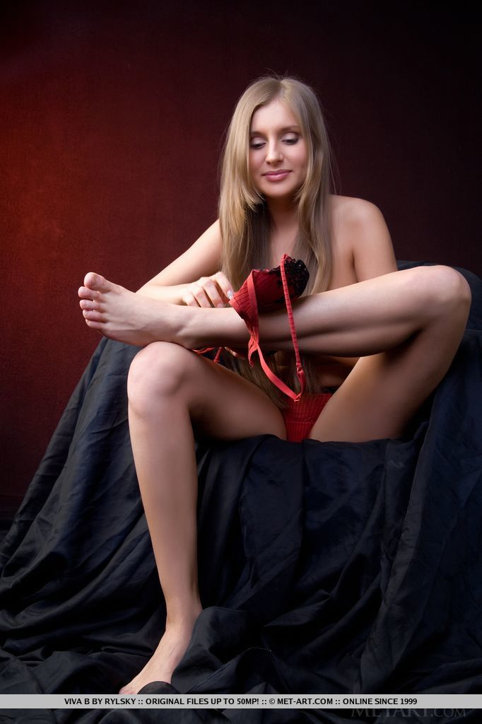 Best raunchy model Viva B for adult only sessions