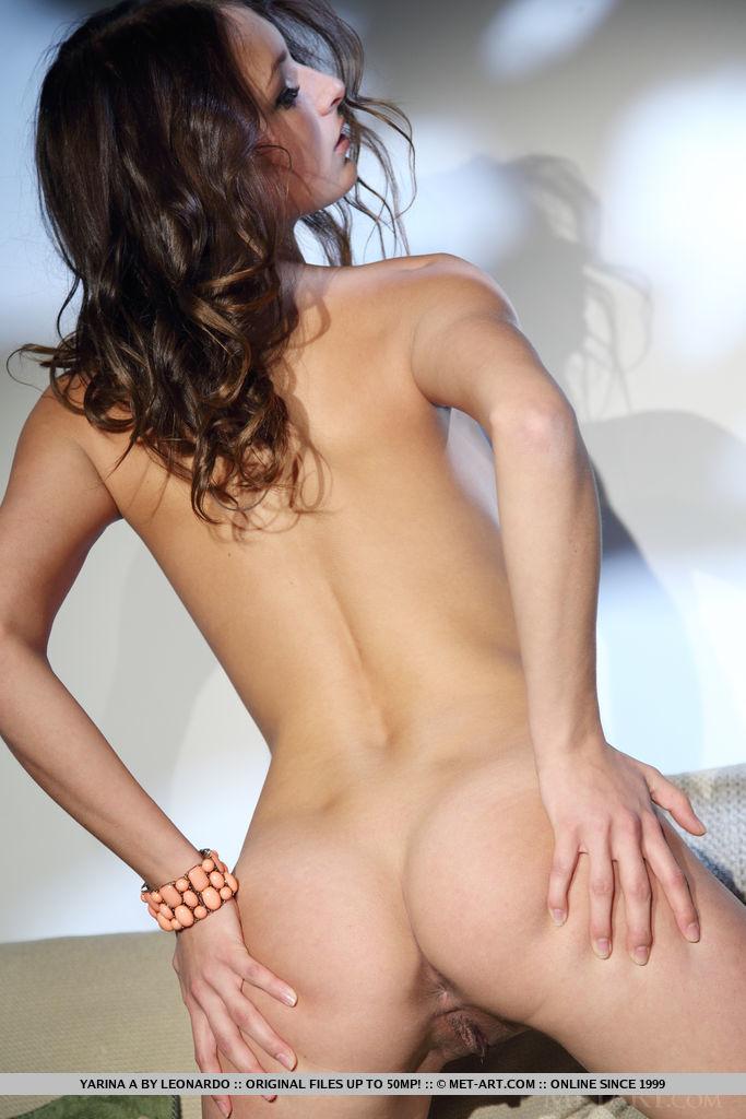Yarina A in skin slide