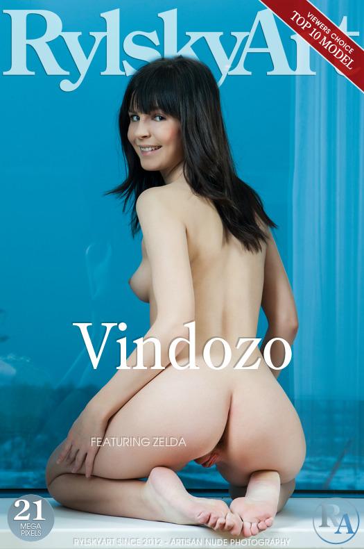 On the cover of Vindozo Rylsky Art is inspiring Zelda