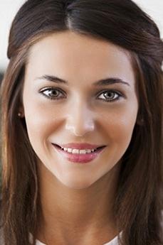 Art model Alexis Brill