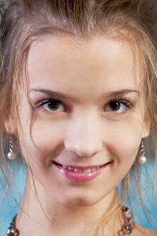 Art model Alisabelle