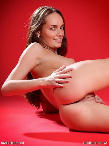 Art model Anabelle