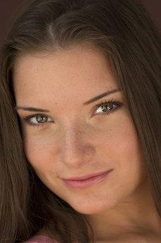 Art model Anita Bellini