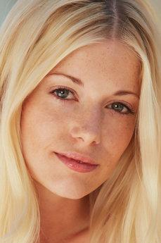 Art model Charlotte Stokely