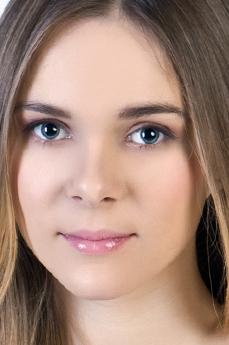 Art model Delicia