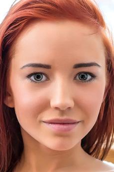 Art model Erna