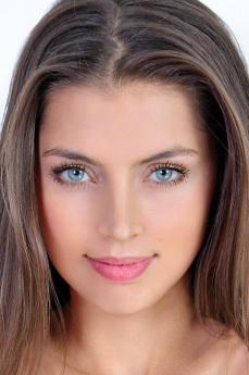 Art model Fergie A