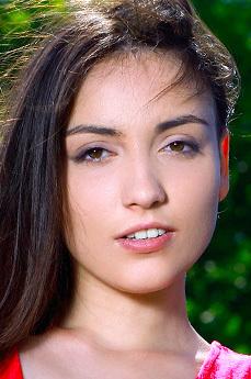 Art model Gabriele