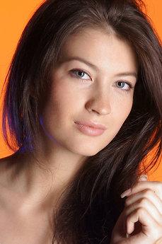Art model Ganna A