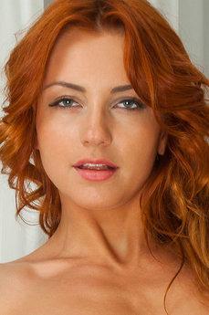 Art model Ginger