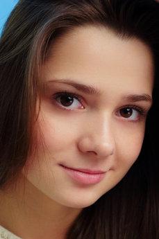 Art model Kamilah A