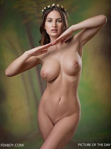 Art model Karla S.