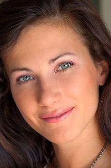 Art model Lauren Crist