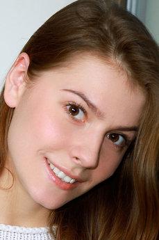 Art model Lauren Swift